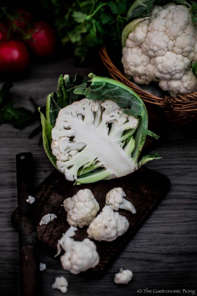 Bengali Cauliflower Roast