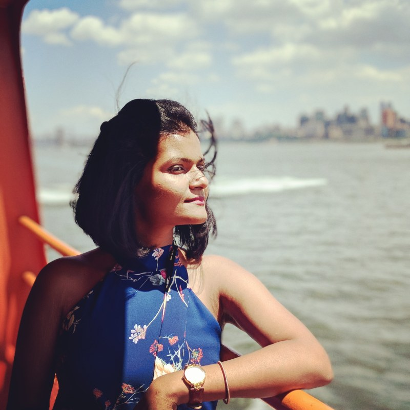 About me : Indian food blogger