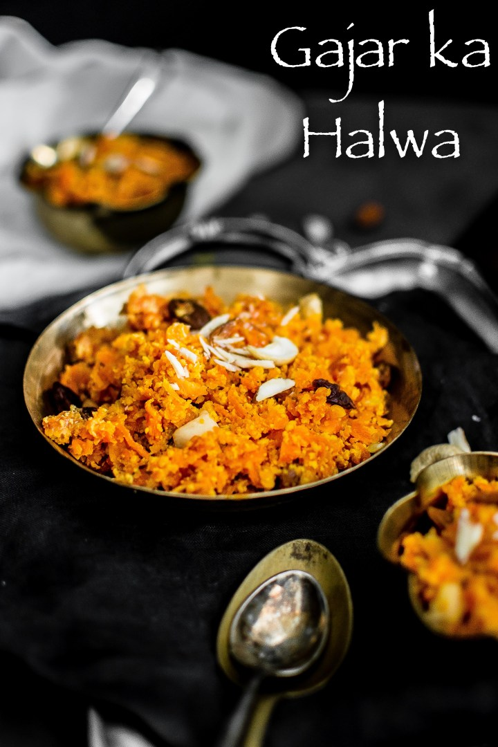 GAJAR KA HALWA (Indian Carrot Pudding)