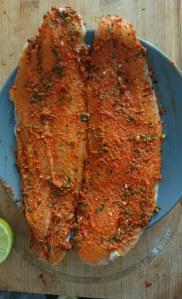 Crispy Basa Fish Fry