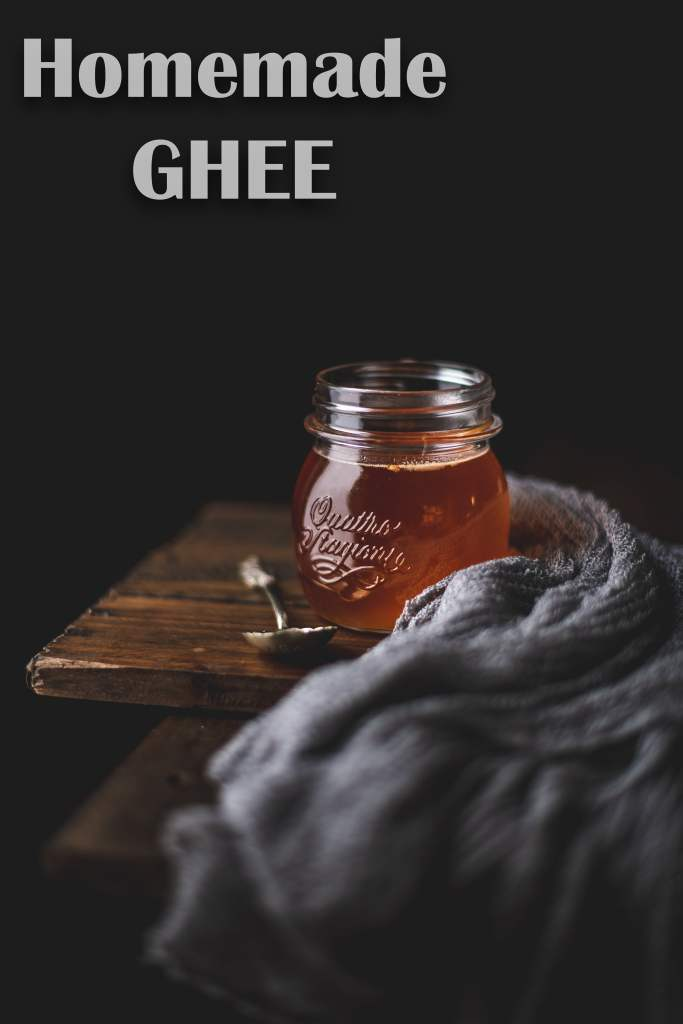 Indian ghee recipe