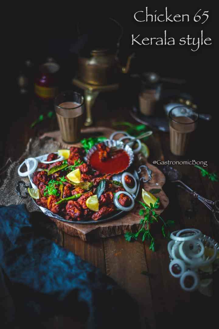 Chicken 65 Kerala Style