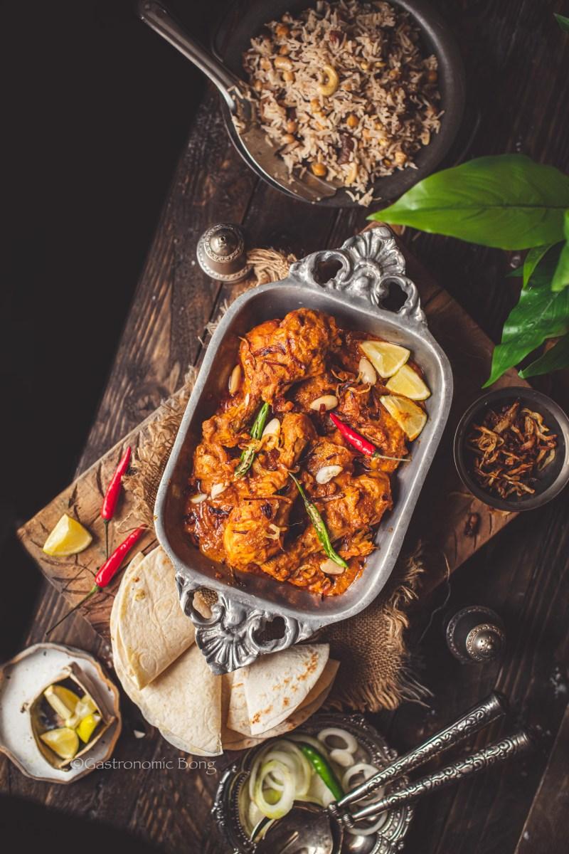 Chicken Korma (Murgh Korma)