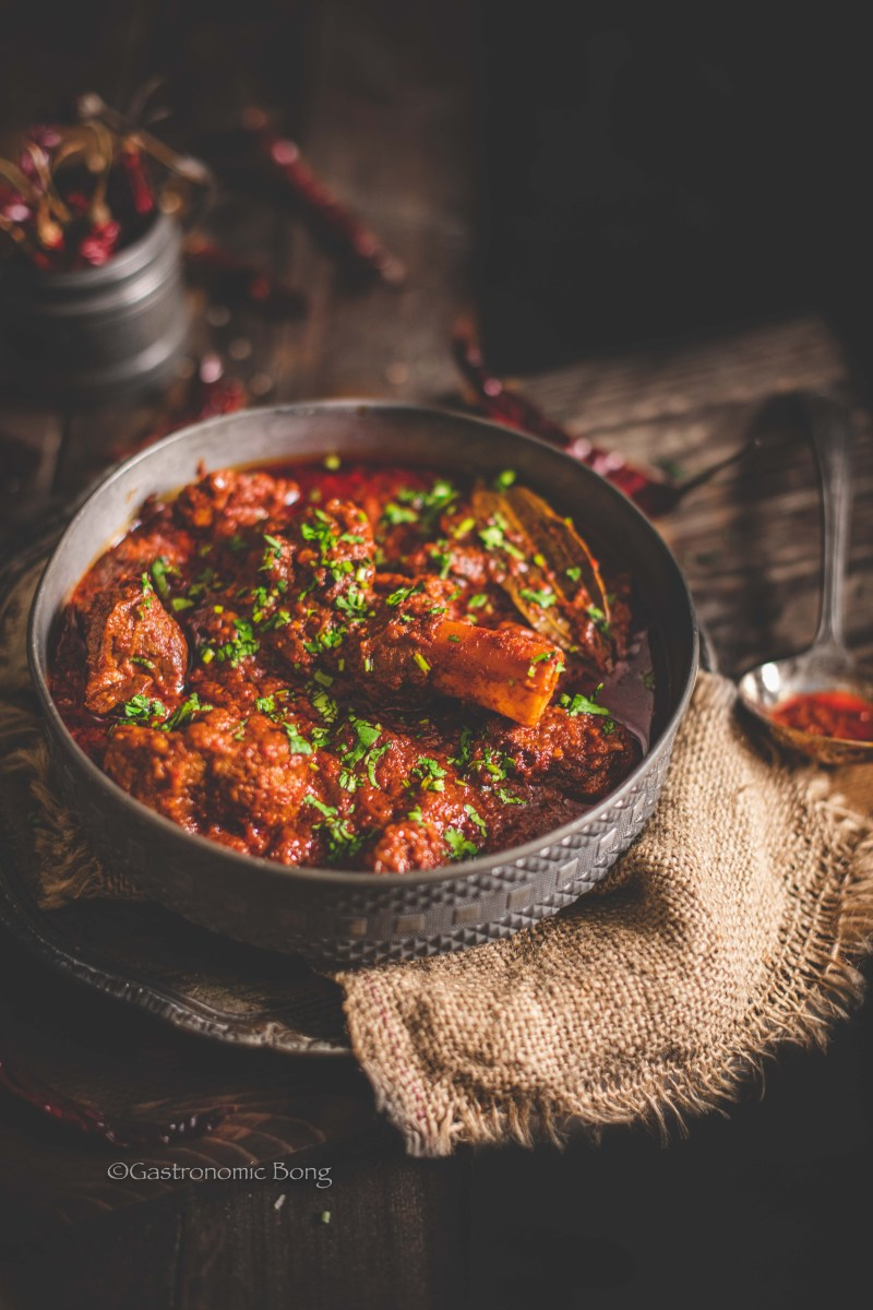 authentic laal maas recipe