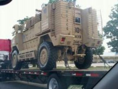 fema truck