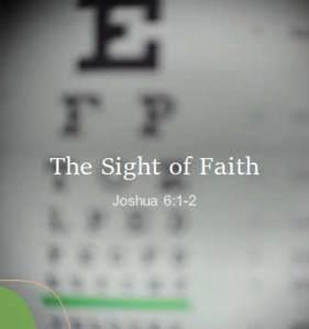The Sight of Faith
