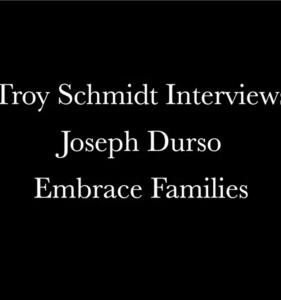 Troy Schmidt Interviews Joseph Durso