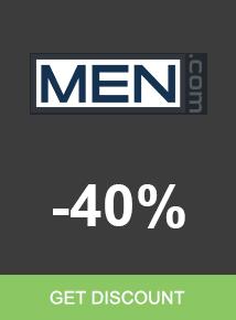 Save 40% Men.com
