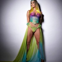 CARMEN CARRERA :: Victoria's Top Secret