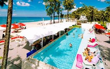Gay Phuket TropOut Xana Beach