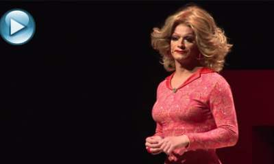 Drag artist Panti Bliss