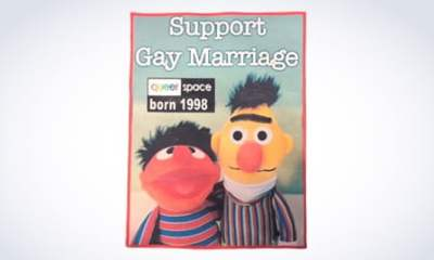 "Bert and Ernie ""gay cake"""