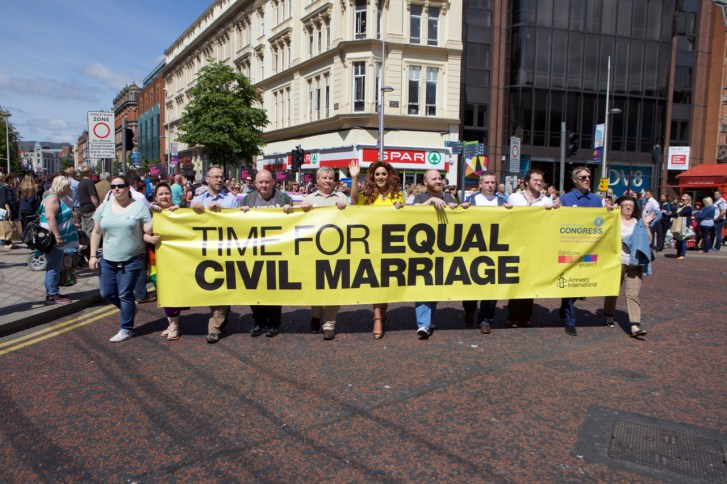 time for equal civil marriage