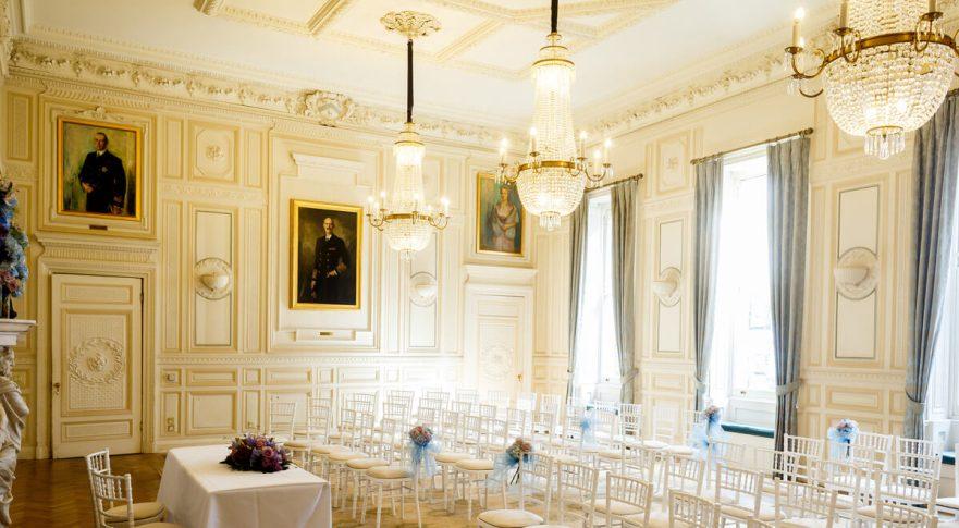 Art Deco Nouveau Wedding Venues