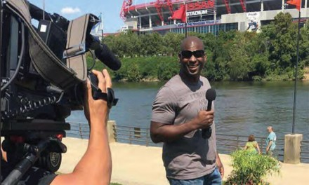 Tank to mix it up with Saints fans Sunday