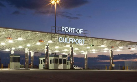 Port of Gulfport hits major milestone in new year