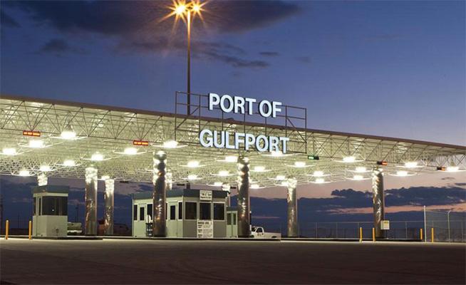 Port of Gulfport hits major milestone in new year