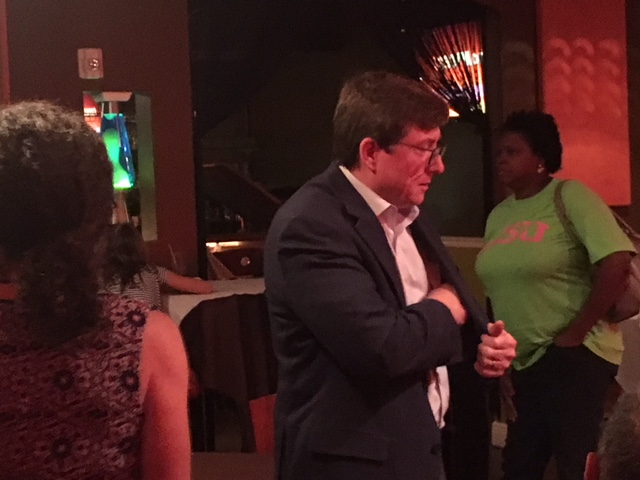 SHERMAN/BARIA TO FACE IN SENATE RUNOFF, GOP OPPONENTS TROUNCE CHALLENGERS