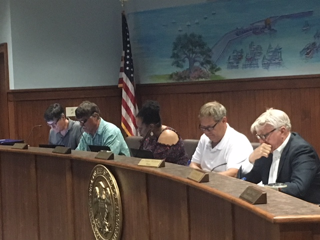 PASS BOARD APPROVES DOG PARK CONCEPT