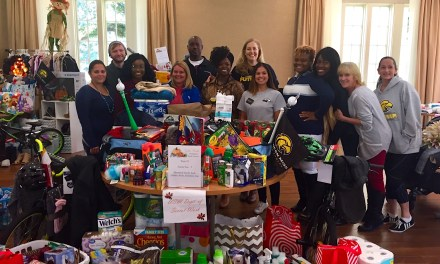 USM's Student-Led Golden Baskets Project Supports Coastal Families