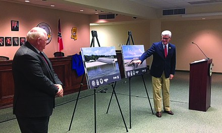 GOVERNOR BRYANT OPENS ARCHITECTURE DESIGNS FOR BEACH