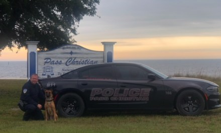 Police Department Introduces New K-9
