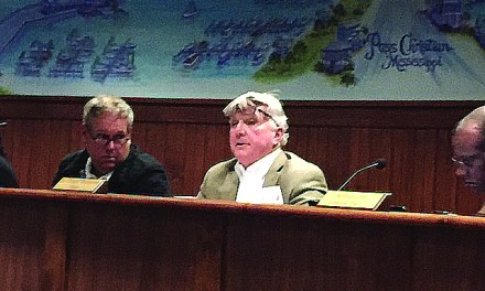 Pass Christian Mayor Vetoes Board Disciplinary Action