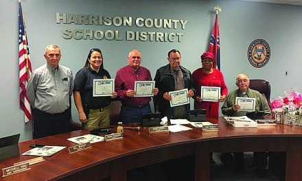 HARRISON COUNTY SCHOOL BOARD INVESTS IN SAFETY & SECURITY