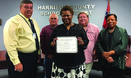 Harrison County Schools Honor Parents & Students