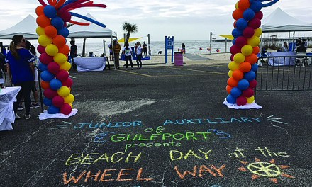 The Mississippi Gulf Coast Celebrates Beach Day at the Wheel Way