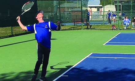 Pass Christian Tennis Dominates Picayune