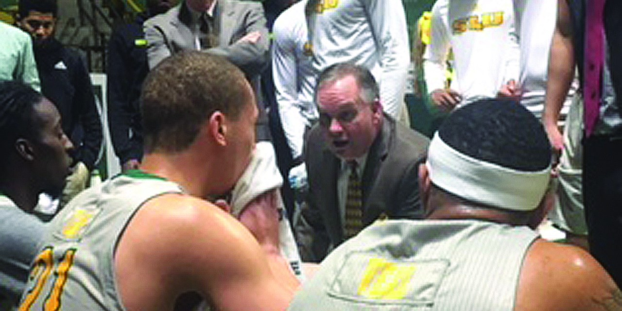 Ladner Hired by Southern Miss as Head Basketball Coach