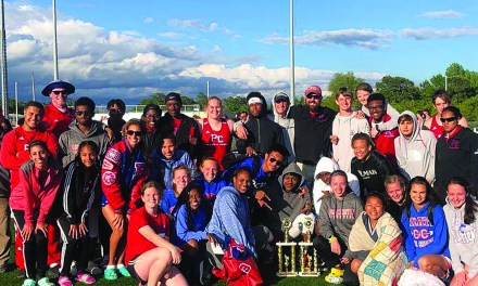 Pass Christian Sweeps Track Invitational