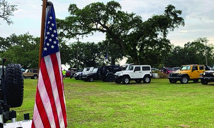 Long Beach Recognized as the Most Patriotic in Mississippi