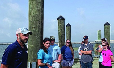 USM Gulf Park Hosts Science & Technology Camp