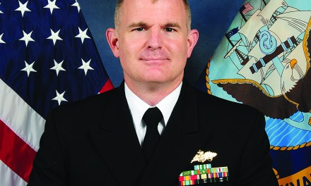 New Second in Command at Seabee Base