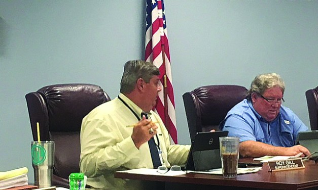 Harrison County Schools Accepts Renovation Bid, Approves Travel