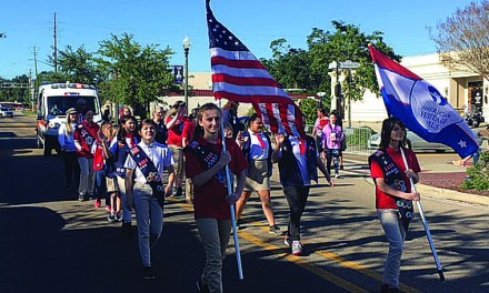 The Friendly City Honors Veterans with Sunday Parade
