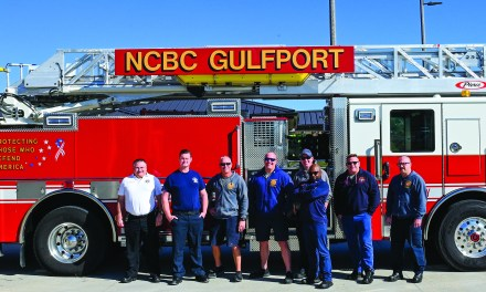 NCBC Gulfport Fire Department Advice for the Holidays:  Drive Slower and Move Over