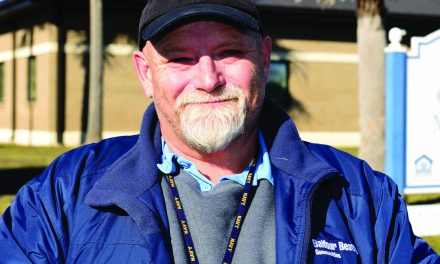 Facilities Manager Focuses on Control in 'Career of Choice'