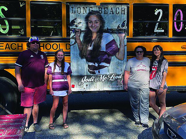 LBHS Honors Senior Student-Athletes