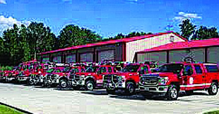 HARRISON COUNTY FIRE SERVICES SEES RATING DECREASE