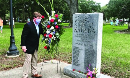 Governor Reeves on 15th Anniversary of Hurricane Katrina