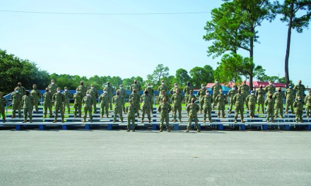 ECRC Gulfport Sailors Exemplify Service