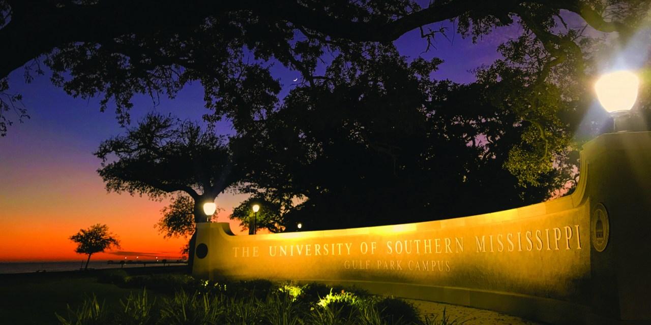 New Director of USM's Gulf Coast Research Laboratory