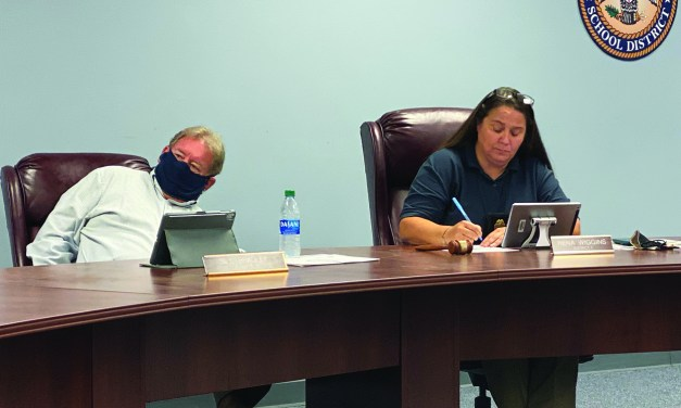 Harrison County Schools Accept Policy Agreement
