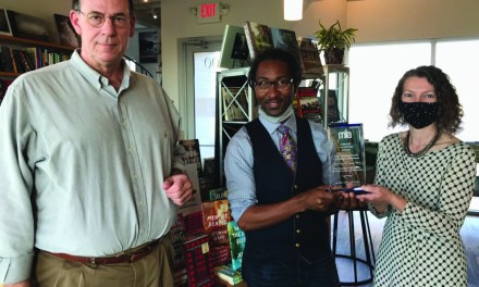 PC Books/Cat Island Coffeehouse Awarded MLA 2020 Library Champion