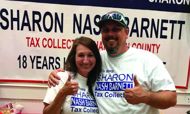 Barnett Elected Harrison County Tax Collector