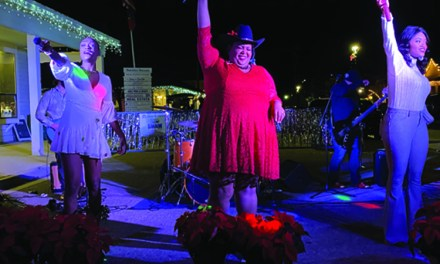 35th Annual Christmas in the Pass With a Mardi Gras Feel