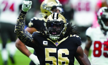 Saints Season Ends Against Tampa Bay